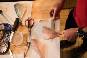 Fish Cutting 101 @ Hooked halifax | Halifax | Nova Scotia | Canada